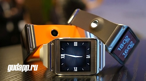 обзор на сайте gudapp.ru смарт-часов samsung galaxy gear