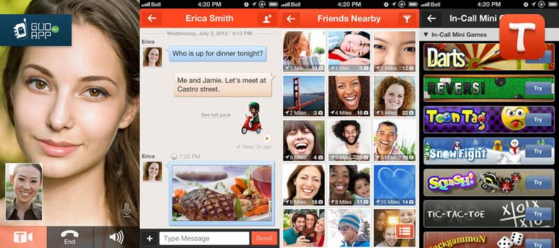 Приложения на Google Play – Tango: видеозвонки