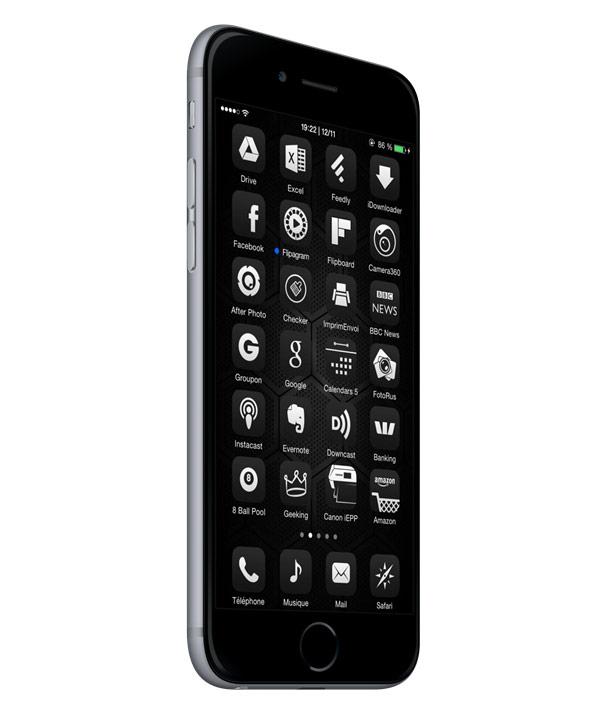 Темы для айфон 6 скачать бесплатно