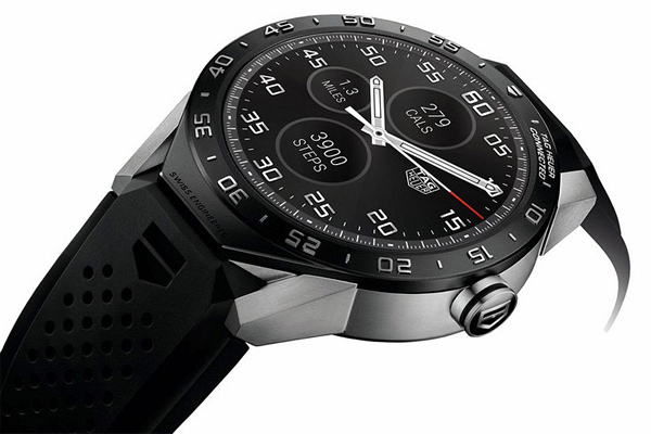 смарт часы Tag Heuer Carrera Connected