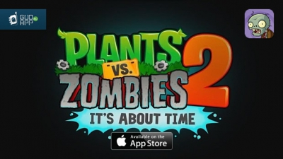 Анонс игры Plants vs. Zombies 2: It's About Time для iPad, iPhone и iPod