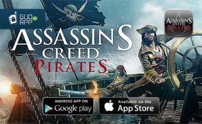Игра Assassin's Creed Pirates вышла для iPhone, iPad, iPod touch и Android [обзор]
