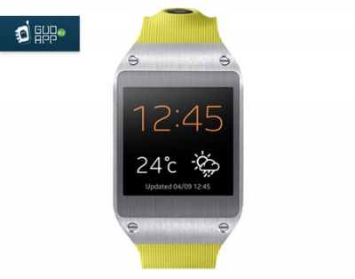 Смарт-часы Samsung Galaxy Gear [обзор+фото+видео]