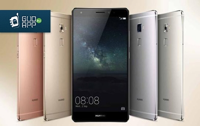Huawei представила смартфон Mate S с дисплеем Force Touch